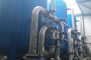 Industries - Cuve à eau