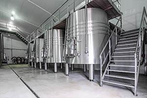 cuve inox vin