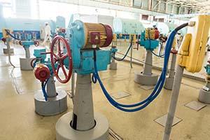 pompe électrique nucléaire