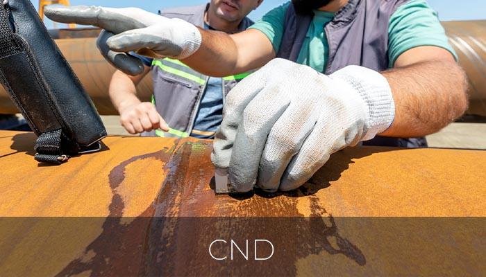 technicien CND